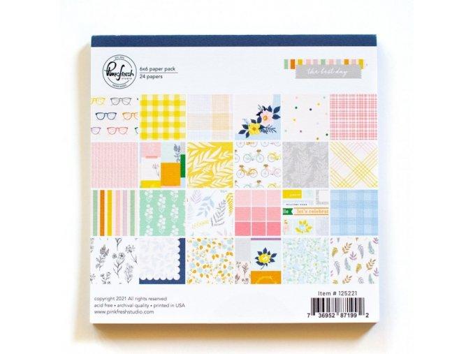125221 6 x 6 paper pack 1