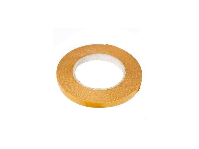 TRHACÍ oboustranná silně lepicí průhledná páska - 0,6 cm