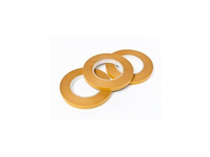 TRHACÍ oboustranná silně lepicí průhledná páska - 0,9 cm