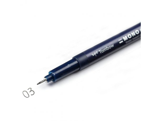 TOMBOW - MONO Drawing Pen - 0.3mm Tip