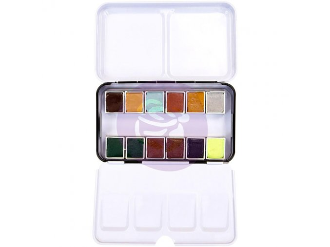 PRIMA MARKETING - Prima Watercolor Confections Watercolor Pans - ESSENCE