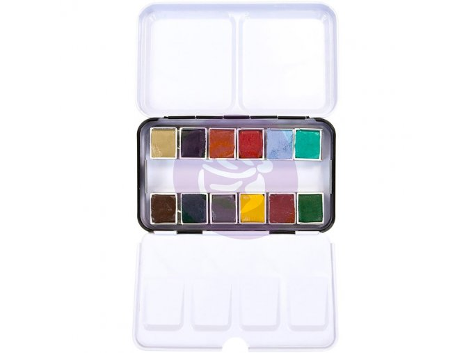 PRIMA MARKETING - Prima Watercolor Confections Watercolor Pans - WOODLANDS
