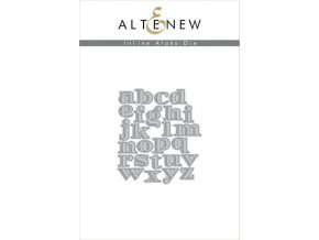 ALTENEW - Die Set - INLINE ALPHA