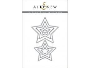 ALTENEW - Die Set - HALFTONE STARS NESTING
