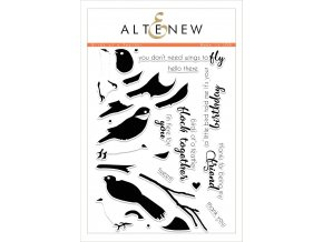 ALTENEW - Stamp Set - BIRDS OF A FEATHER