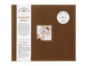 """DOODLEBUG - Storybook Album 12""""X12"""" - BON BON"""