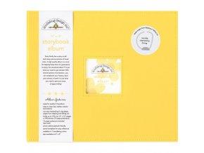 """DOODLEBUG - Storybook Album 12""""X12"""" - BUMBLEBEE"""