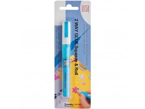 ZIG - 2-Way Glue Pen - SQUEEZE & ROLL