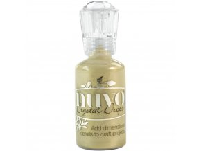 TONIC STUDIOS - NUVO Crystal Drops - PALE GOLD