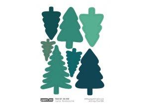 Samolepky - NA CESTĚ / Stromy