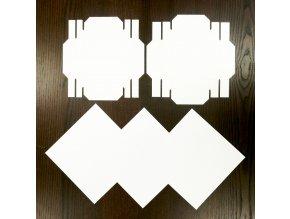 PAPERO AMO - základ na minialbum v krabičce