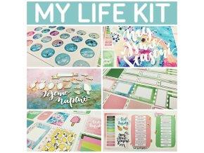 MY LIFE kit - ŽIVOT JE HRA