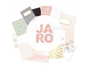 PAPERO AMO - Project Life kartičky - MY LIFE kit březen / duben 2017