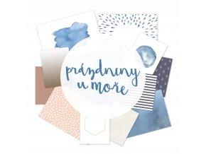 PAPERO AMO - Project Life kartičky - MY LIFE kit červenec / srpen 2017