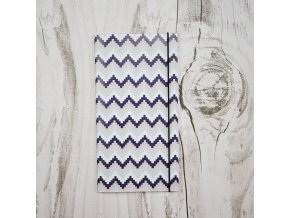 travelers notebook cestovatelsky denicek papero amo chevron 2