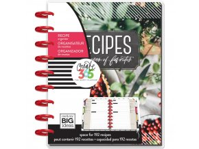 ME & MY BIG IDEAS - Happy Planner - RECIPES / Collection of favorites