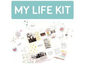 MY LIFE KIT - předplatné 6 ks - kurýrem na adresu