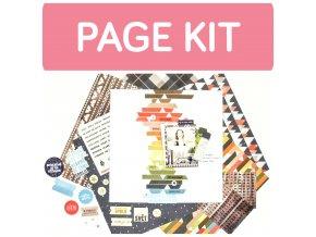 PAGE KIT - předplatné 6 ks - kurýrem na adresu