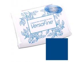 VERSAFINE - voděodolná razítkovací barva - MAJESTIC BLUE