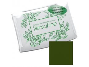 TSUKINEKO - VersaFine Pigment Ink Pad - OLYMPIA GREEN
