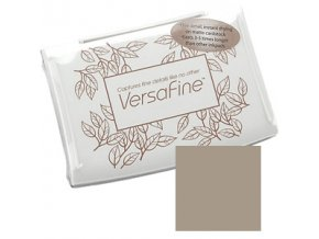 TSUKINEKO - VersaFine Pigment Ink Pad - SMOKY GRAY