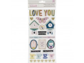 CRATE PAPER - Thickers Stickers - MAGGIE HOLMES: WILLOW LANE