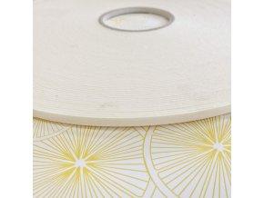 PĚNOVÁ oboustranná silně lepicí páska - 0.6 cm