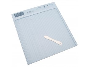 "*** SCOR-PAL - Measuring & Scoring Board 12""X12"" - METRIC"