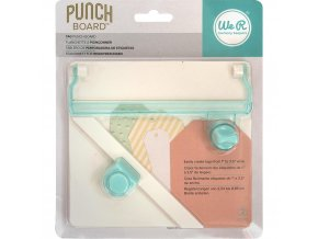 *** WE R MEMORY KEEPERS - Tag Punch Board