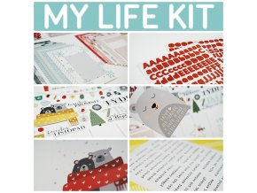 PicMonkey Collage my life kit