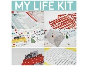 PicMonkey Collage my life kit
