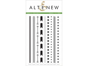 ALTENEW - Stamp Set - BASIC BORDERS
