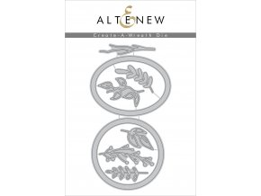 ALTENEW - Die Set - CREATE-A-WREATH