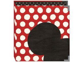 """SIMPLE STORIES - Sn@p! Decorative Binder 6""""X8"""" - SAY CHEESE"""