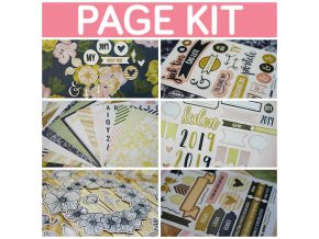 PicMonkey Collage page kit banner