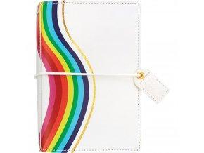 WEBSTER´S PAGES - Color Crush Pocket Traveler's Planner - RAINBOW