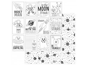PHOTOPLAY - To The Moon And Back - COLOR ME SPACE
