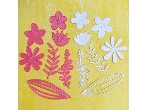 kytice vyřezávací šablony (1)