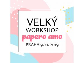 velky workshop 2019