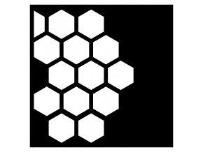 vysekova ctvrtka medova cerna