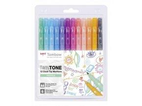 WS PK12P2 pastels front