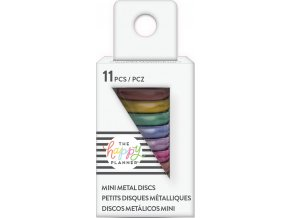 vyr 2544 appy Planner kovové disky 1 9 cm Rainbow