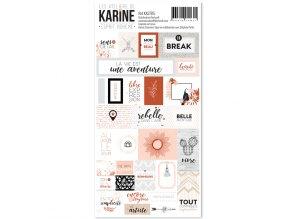 ESPRITBOHEME StickersSimples KASTE15
