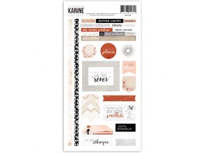 ESPRITBOHEME StickersFantaisies KAST15