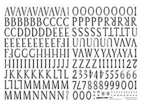 HYGGE abeceda
