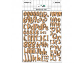 alphabet adhesif en liege diy and cie