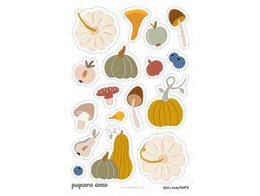 PA0978 samolepky dyne a houby 03