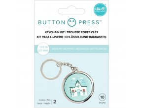 Sada na výrobu klíčenek s plackou / Button Press