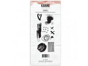 tampon clear esprit boheme textures 1 les ateliers de karine