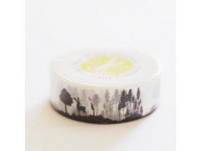 masking tape en foret mes ptits ciseaux (2)